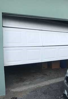 Same-day Garage Door Track Repair, Coral Gables